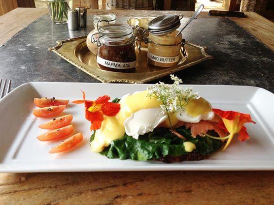 Scrumptious breakfasts are key at Summerfields