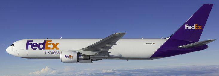 FedEx Express Boeing 767-300F freighter