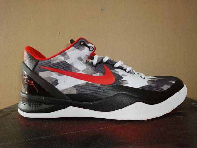 black and red kobe 8