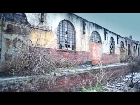 Film o upadku stacji kolejowej w Lubsku
