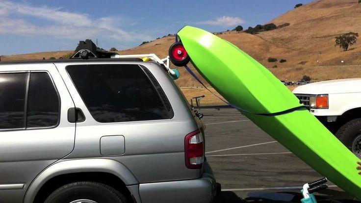 Kayak Loader Google Search Paddle Board Kayaking