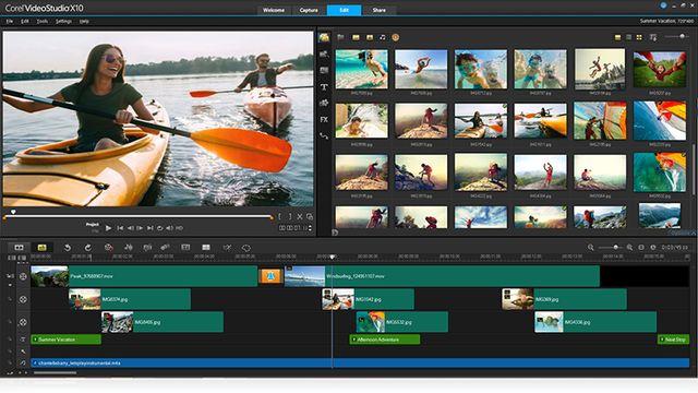 Corel VideoStudio Ultimate X10 Crack + Serial Key Free Download