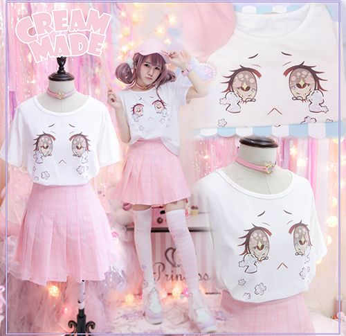"Cute kawaii t-shirt SE7353 Coupon code ""John"" for 10% off !"