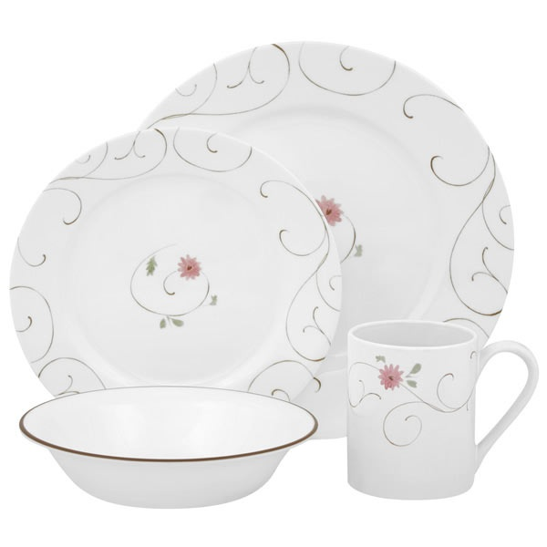 Buy Corelle Enchanted Dinner Set - Corelle Impressions and more Homeware Kitchenware and Cookware products at Popat Stores.  sc 1 st  Pinterest & 10 best Corelle Dishes images on Pinterest | Dinnerware sets Dish ...