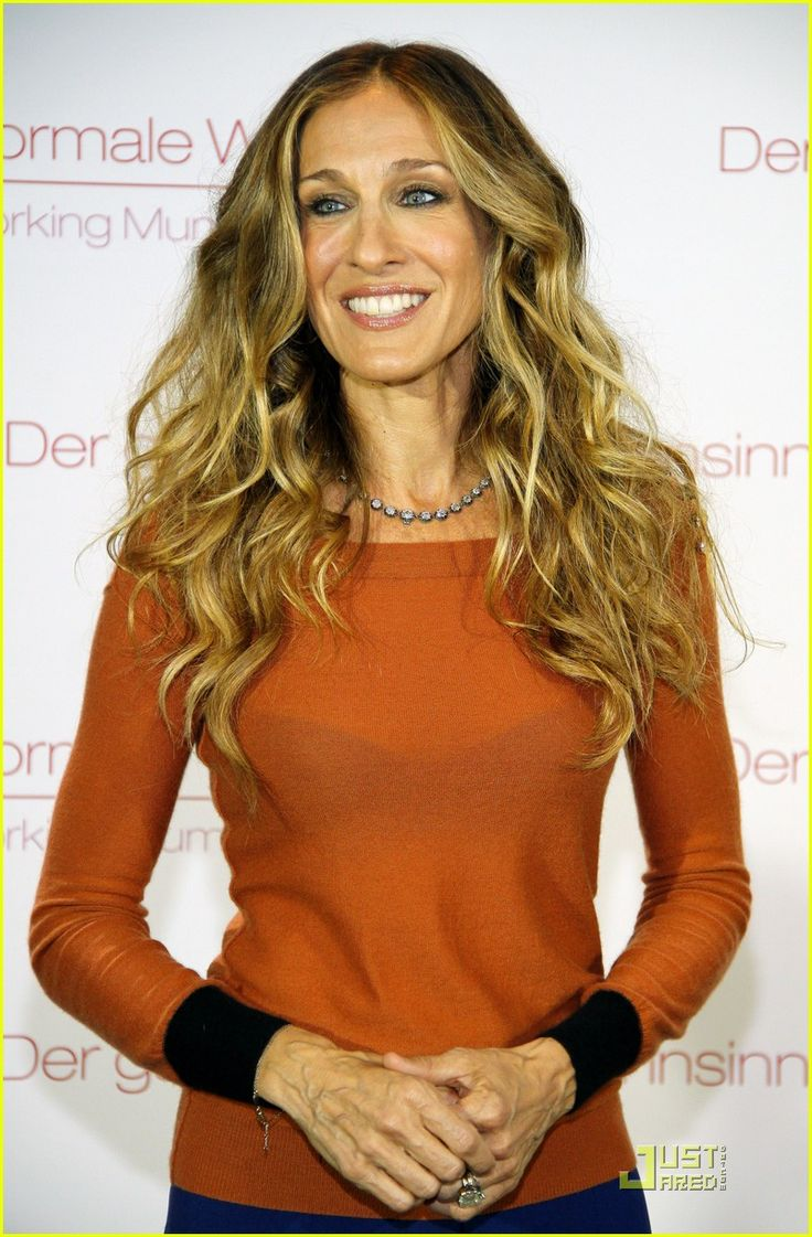 The Top ~ Sarah Jessica Parker: 'Don't Know How She Does It' in Berlin