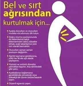 Bel ve sırt ağrısından kurtulmak için! #belağrısı #sırtağrısı #sağl… – Mehmet Möhürdan