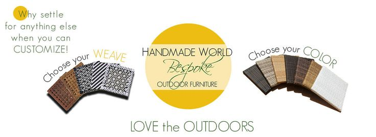 Buy online Outdoor Furniture at low prices in India. Shop from a wide range of wooden, fiber, metallic & plastic outdoor furniture at Handmade World.