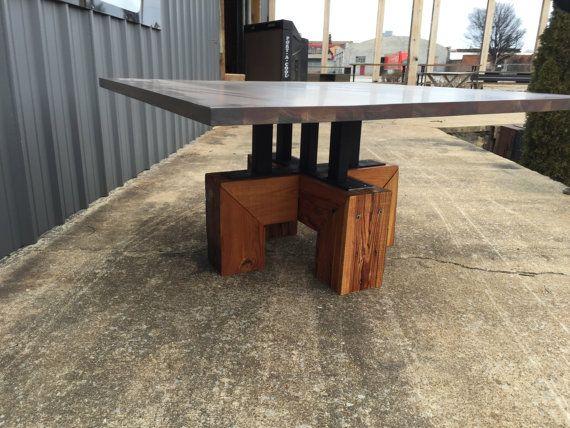 CONFERENCE TABLE: Coastal Industrial Table от IndustrialFarmHouse