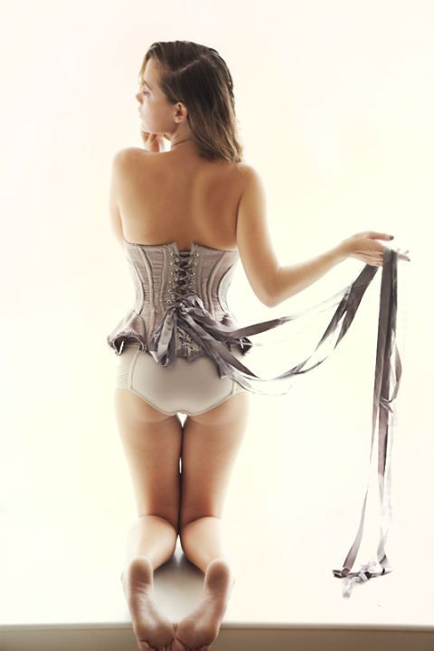 Yecca Zeng lingerie and corsets.
