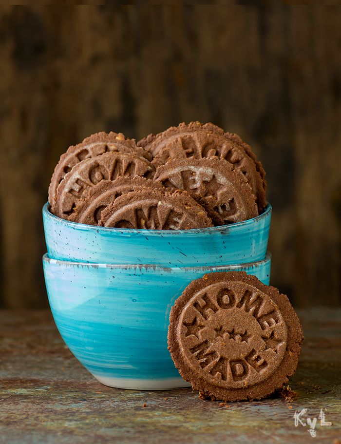 Galletas de mantequilla de cacahuete y chocolate