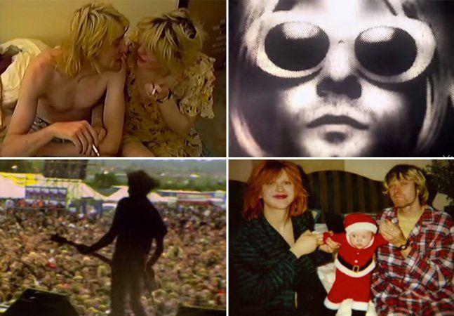 """Um garoto, com cabelo tigela e loiro, apaga as velinhas de seu bolo de aniversário e diz, com voz de quem ainda aprende a articular as palavras: """"eu sou Kurt Cobain"""". Morto há 21 anos, o ex-vocalista do Nirvana e um dos maiores gênios do rock, ganha sua primeira cinebiografia autorizada. O documentário Kurt Cobain: Montage of Heck, nomeado em referência a uma música demo encontrada no porão da casa de sua ex-esposa, Courtney Love, será lançado no dia 4 de maio de 2015 nos Estados Unidos e…"""