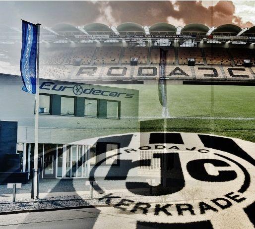 Aanstaande vrijdag is Eurodecars Automobielhandel shirtsponsor tijdens Roda JC Kerkrade - Achilles '29.
