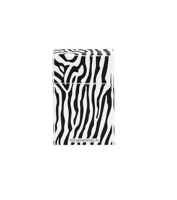 Cigarette Case Stripped Zebra Classic by toys4smokers on Etsy, zł19.99