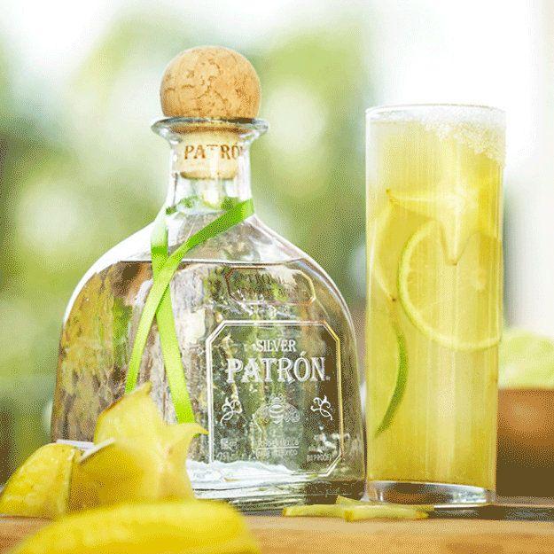 Tropical Margarita: The Stargarita by Bettina Barnoczki | #margaritas #cocktails #perfectmargarita
