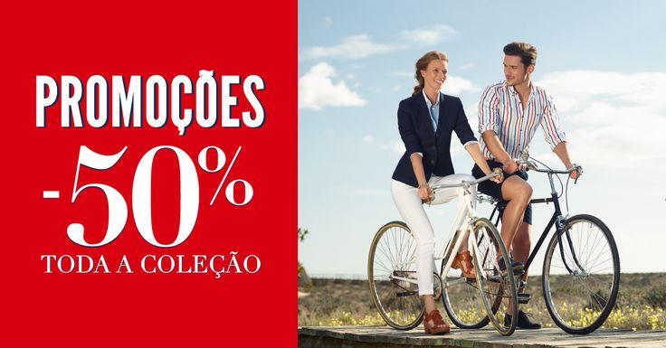 Summer Passion l Toda a Coleção -50%  A Date with Summer by Lion of Porches  www.lionofporches.com l #summer l #promo