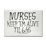 nurses quotes and pictures | Funny Nurse Sayings Fridge Magnets | Buy Funny Nurse Sayings ...