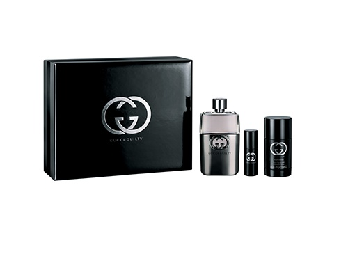 Gucci Guilty 90ml eau de toilette gift set