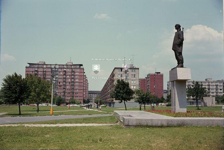 Statue of a Militiaman