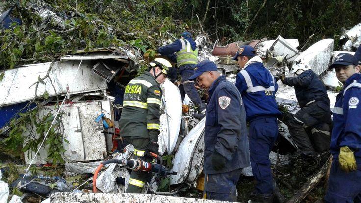 Cuatro pasajeros no se subieron al avión y finalmente son 71 las víctimas fatales