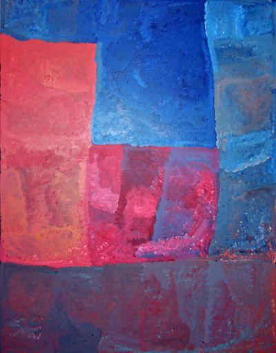 Kudditji Kngwarreye / My Country - 2006  192 x 148cm