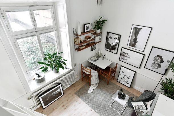 Peut-on vivre confortablement dans un tout petit appartement?