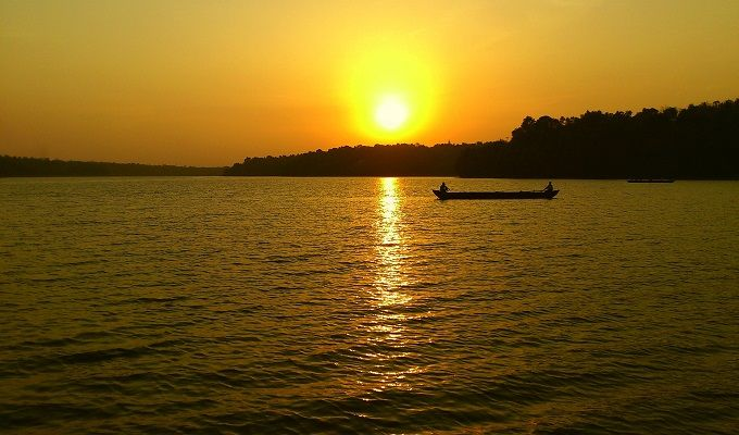 Best time to visit Sasthamkotta Lake in Kollam Kerala