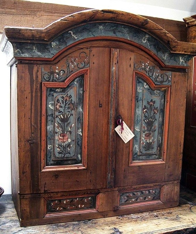 Hand Painted Kitchen Cabinets: 17 Best Images About Rosemaling On Pinterest
