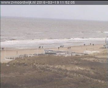 Webcam en weer · Noordwijk Marketing