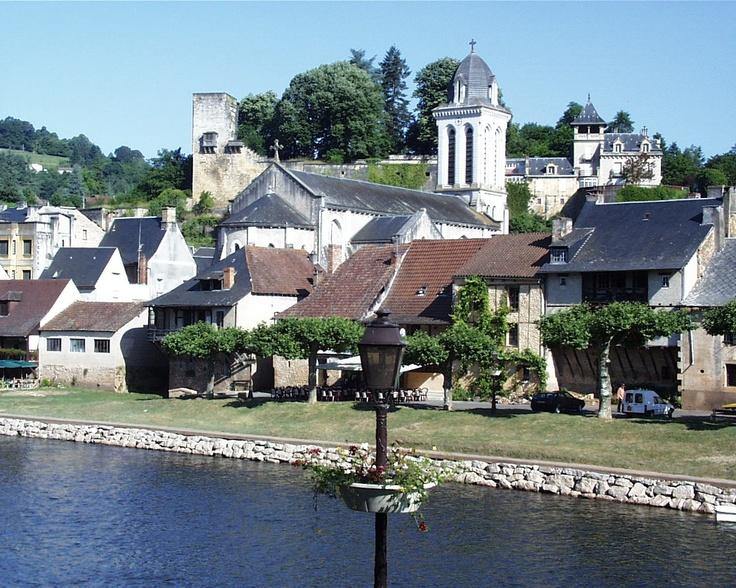 Montignac & Montpazier, Perigord, France