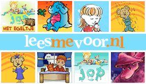 Meer dan 25 digitale prentenboeken op http://leesmevoor.nl om samen met je kind te lezen.