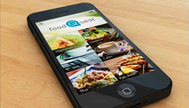 The new and beautiful starting point into the foodQuest experience. Theres never been a better way to say: Im hungry  Featured by Apple as New & Noteworthy Download foodQuest now for free on the iPhone AppStore