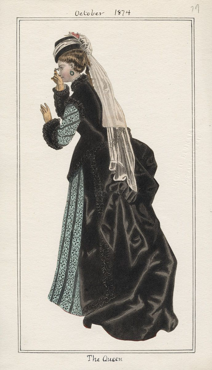 Fashion October 2016: 1540 Best Images About 1870's Fashion Plates On Pinterest
