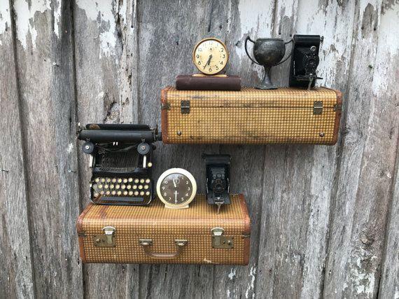 Vintage Pair of Brown