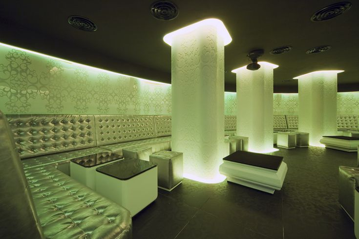 Shade Club / SquareONE | Interior lighting design, Interior ...