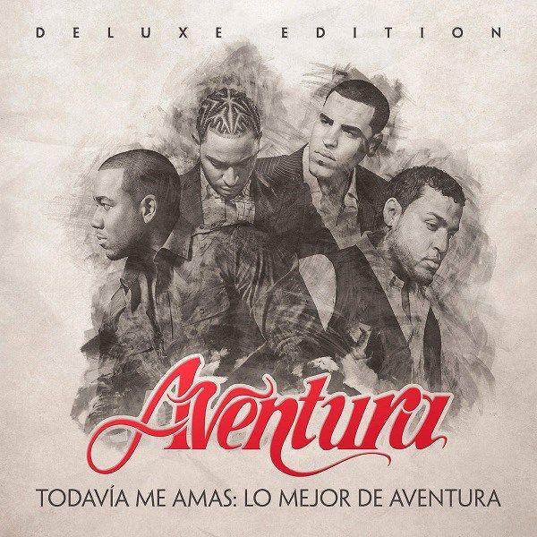 Todavía Me Amas, Lo Mejor de Aventura (Deluxe Edition) [CD 2016] > http://cumbiamasflow.net/p/x5 < - #Recomendado #Bachata