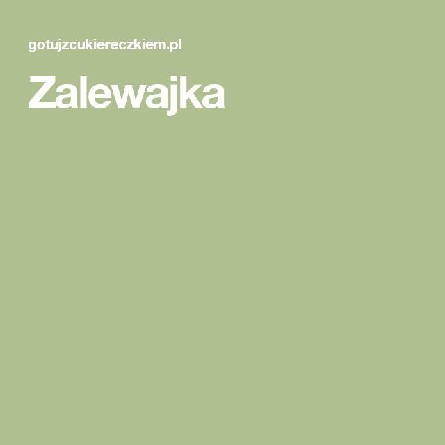 Zalewajka