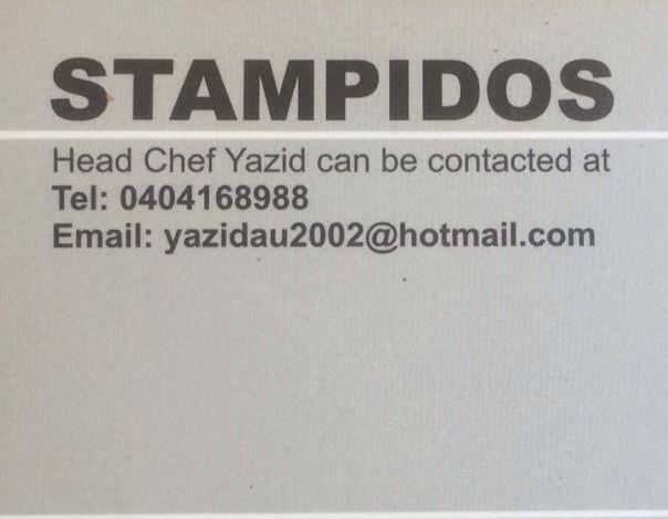 STAMPIDOS
