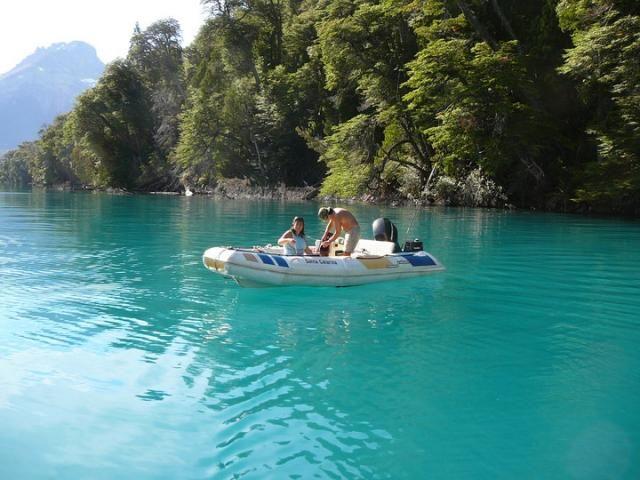 Lago Mascardi, Rio Negro, AR