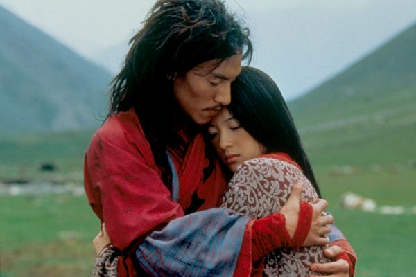 The 21 Sexiest Movie Couples...Ever #refinery29