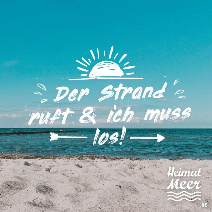 Der Strand ruft / Mee(h)r von Heimatmeer >> – Viviane Kerger