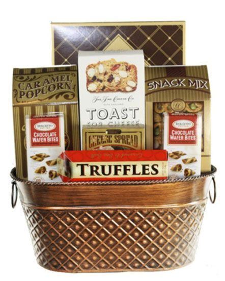 Gourmet Gift Baskets for all occasions - Free delivery across Canada