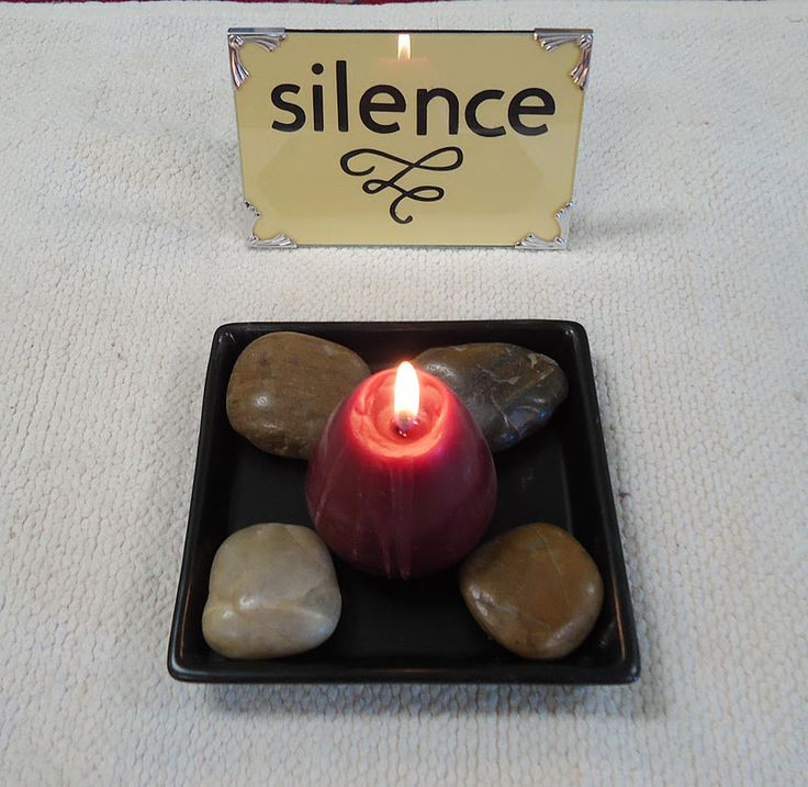 To the Lesson!: Nurturing Quiet