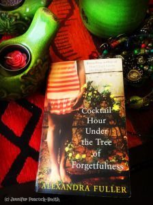 """Great book by Alexander Fuller """"Cocktails Hour Under the Tree of Forgetfulness"""""""