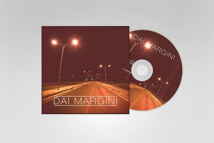 Realizzazione foto e grafica della copertina per la bando Dai Margini