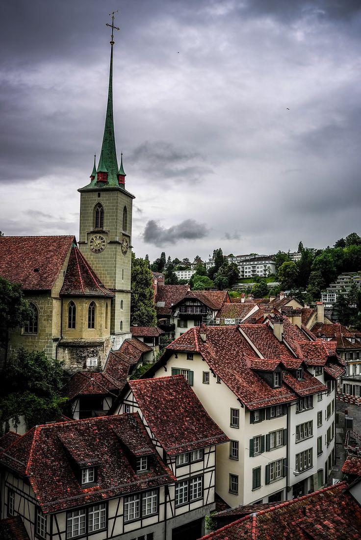 Bern, Canton of Bern_ Switzerland