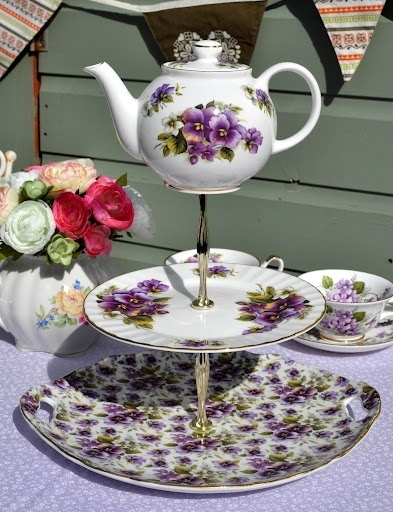 Wow.  I bought beautiful china long ago and it sets in the china cabinet never getting used because I'm afraid I'll break it.  Oprah says to use your nice things every day even if it just for you.  I think I will.