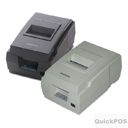 BIXOLON SRP270C no I/F White Impact / Dot Matrix Receipt Printers The SRP-270 is a Dot Matrix printer in the BIXOLON Samsung mini printer line-up which is fully packed with features and performance that are unmatched in a Dot Matrix printer. The SRP-270 is an ideal single station Dot Matrix printer for Retail and Hospitality applications and offers the same reliable quality you have come to expect from BIXOLON. World best receipt printer SRP-270 features the fastest printing speed, high…