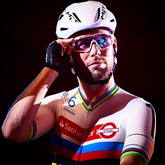 Mark Cavendish pictured during the Six day London 2016