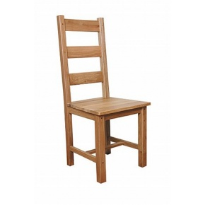 Lacar Solid Oak Dining Chair  www.easyfurn.co.uk