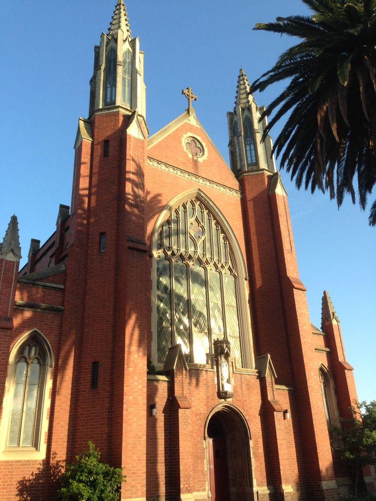 Holy Rosary Church .Kensington.